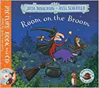 room and broom book and cd