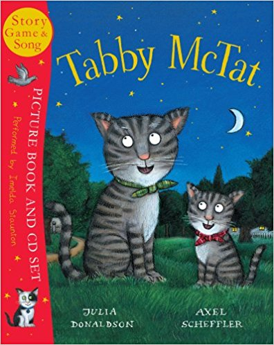 tabby mctat book and cd