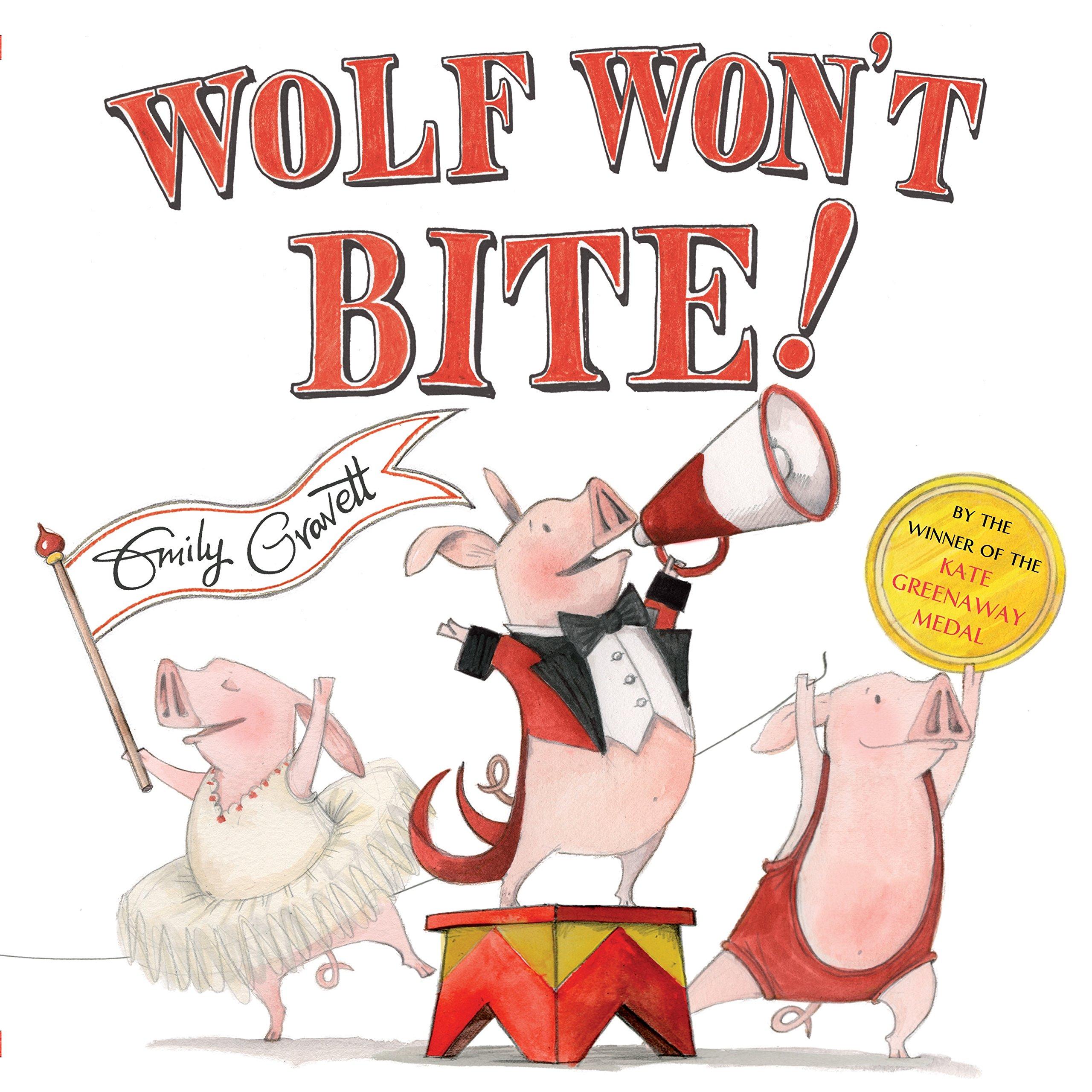 wolf wont bite
