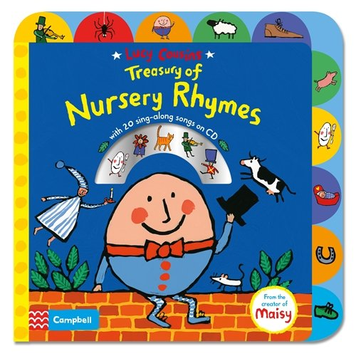 treasury of nursery rhymes lucy cousins